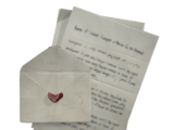 A Love Letter?