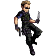 Albert Wesker RE1 Clan Master