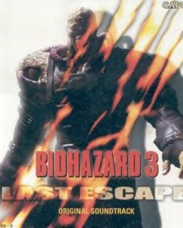 Biohazard 3 Last Escape Original Soundtrack Resident Evil Wiki