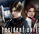 Resident Evil: Degeneration (The Game)