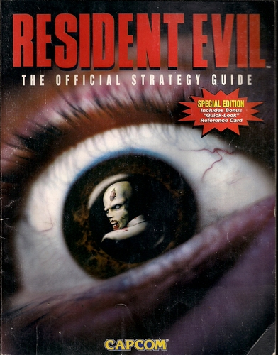 Resident Evil The Official Strategy Guide