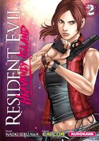 RESIDENT EVIL heavenly island 2