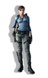 Unlockables in Resident Evil: Revelations