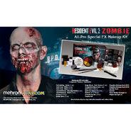 Mehon Makeup Resident Evil 2 poster 2