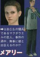 Mary - Famitsu article