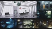 RE2 remake CONCEPT ART - Lab A