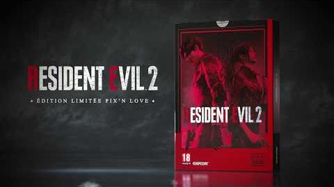 Resident Evil 2 - Edition Collector Limitée - Pix'n Love