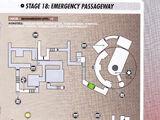 Stage 18: Emergency Passageway