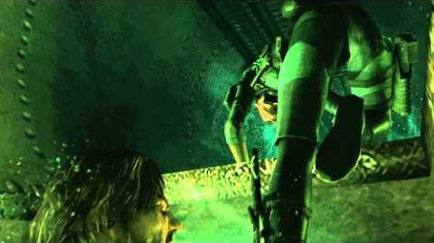 Resident Evil Revelations all cutscenes Episode 6-2 (Escaped the Death)