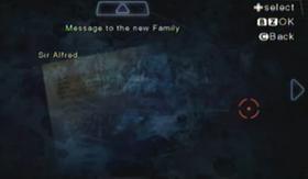 Mensaje a la nueva familia
