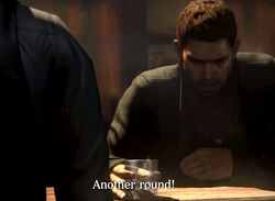 One Click Question - No.61 RE6 Chris, Quitting the BSAA!?