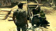 Resident Evil 5 Checkpoint 2