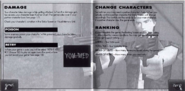 Resident Evil CODEVeronica Dreamcast manual 9