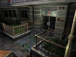 Ingresso Raccoon City General Hospital