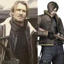 Leon Kennedy Film Version Resident Evil Wiki Fandom