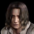 Luis Sera Portrait RE4
