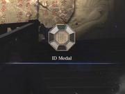 Neo Umbrella's ID Medal