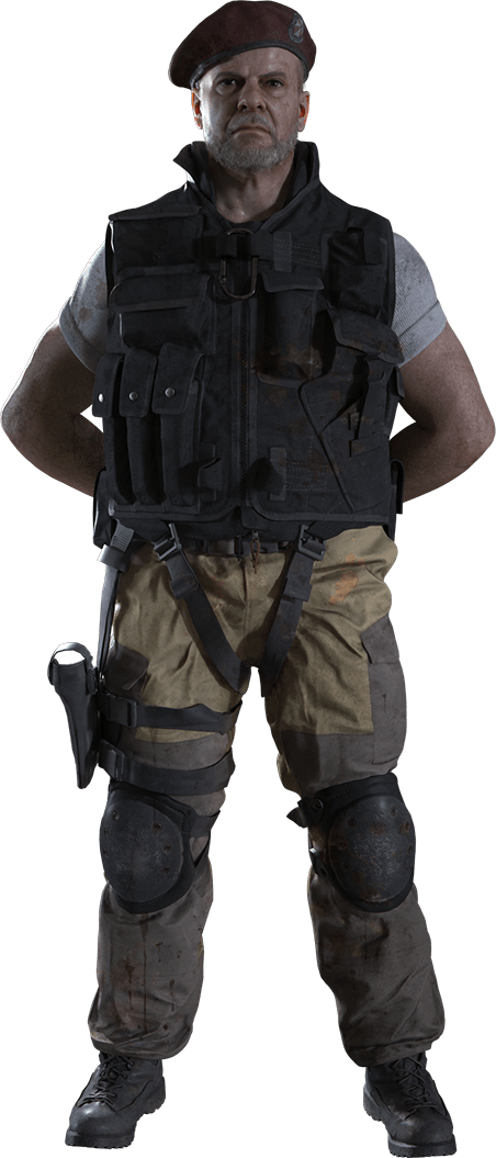 Mikhail Viktor Resident Evil Wiki Fandom