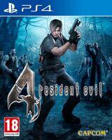 RE4 PS4 EUR