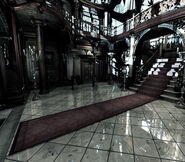 REmake background - Entrance hall - r106 00113