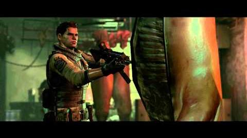 Resident Evil 6 all cutscenes - Danger Zone