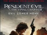 Resident Evil: The Final Chapter (novel)
