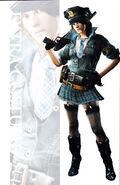Helena Extra Costume