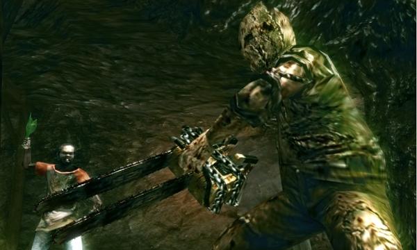 Giant Chainsaw Man Resident Evil Wiki Fandom
