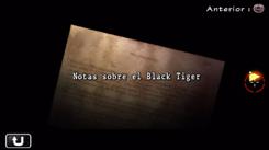 Notas sobre el Black Tiger