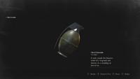 RE2 remake Grenade