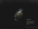 Hand Grenade (RE2 remake)