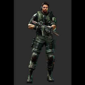Chris Redfield Resident Evil Wiki Fandom