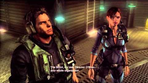 Resident Evil Revelations all cutscenes Episode 9-2 ending