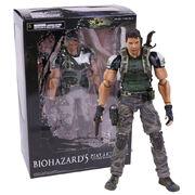 Square Enix - Resident Evil 5 Chris figure