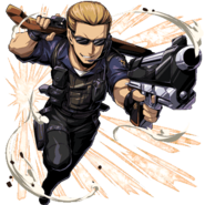 Albert Wesker RE0 Clan Master2