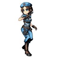 Jill RE1 Clan Master3