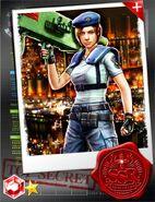 Jill Valentine Team Survive