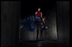 Leon gets shot