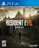 RE7 cover ps4