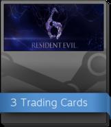 Resident Evil 6 Booster Pack