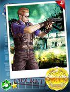 Albert Wesker BIOHAZARD Team Survivor RE1