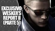 WESKER'S REPORT II (Cap. Chapter 5) Narração D.C