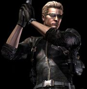 In-game-model-of-Wesker-in-RE5