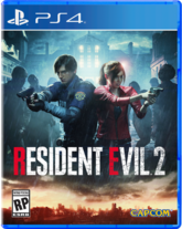 RE2 PS4 RPCover
