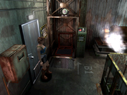 RE3 Factory Power Room 1