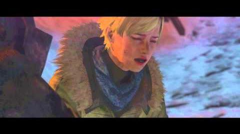 Resident Evil 6 all cutscenes - Sherry's Unique Ability