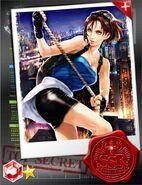 Jill Valentine BIOHAZARD Team Survivor RE3 2
