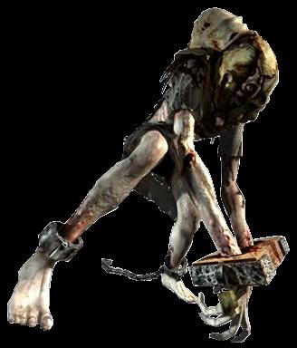 Lisa Trevor Resident Evil Wiki Fandom Powered By Wikia