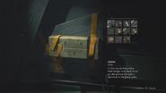 RE2 remake West Storage Room 1