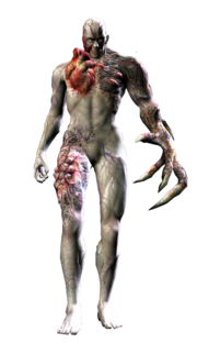Resident Evil 1 HD Tyrant
